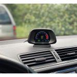 Palubní DISPLEJ LCD, OBDII, GPS na palubní desku