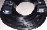 Roline HQ VGA kabel MD15HD-FD15HD, 20m, s ferity