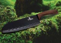 Sada nožů s nepřilnavým povrchem Forest Line Ebony Rosewood 6 ks