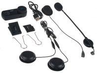 Bluetooth HF sada do helmy univerzální/interkom 1200m