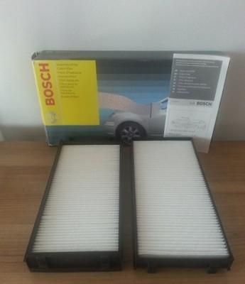 Bosch kabinový filtr pro BMW X5 + X6