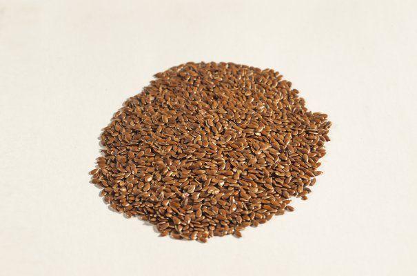 Lněné semínko hnědé
