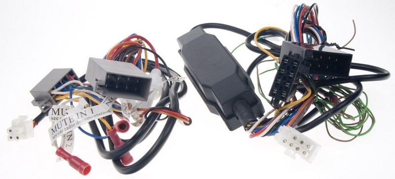 Náhradní kabeláž s MUTE k HF sadě Parrot 3100