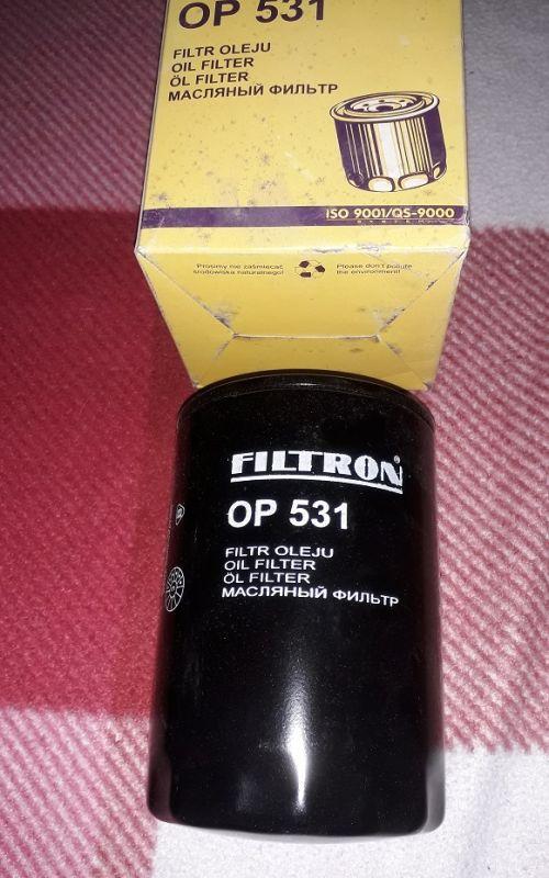 olejový filtr pro vozy BEDFORD NISSAN OPEL