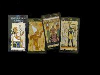 Tarotové karty - Egyptský Tarot