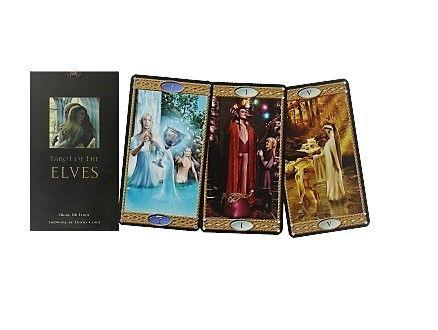 Tarotové karty - Tarot Elfů