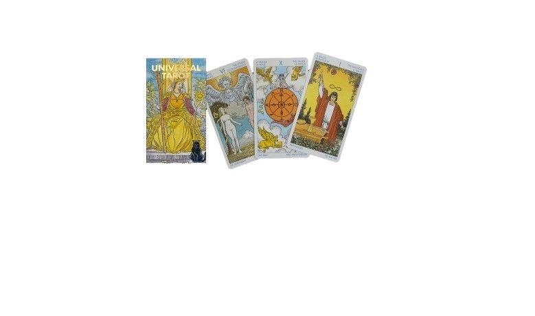 Tarotové karty - Univerzální Tarot