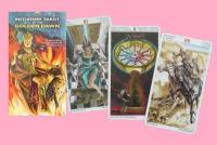 Tarotové karty - Zasvěcovací Tarot Zlatého úsvitu