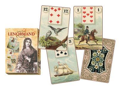 Vykládací karty - Lenormand Oracle