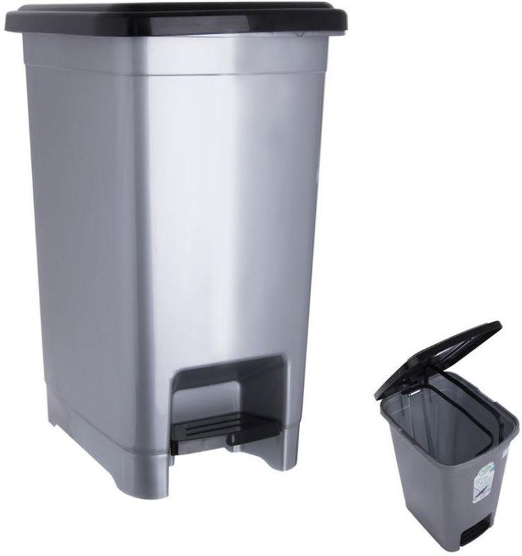 Koš odpadkový 25 l, Slim plastový