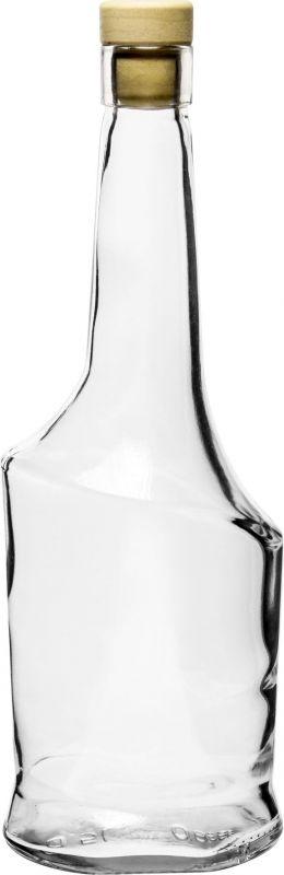 Láhev 500 ml 6 ks sklo s uzávěrem Avangarde