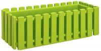 Truhlík 50 cm hráškově zelený Fency