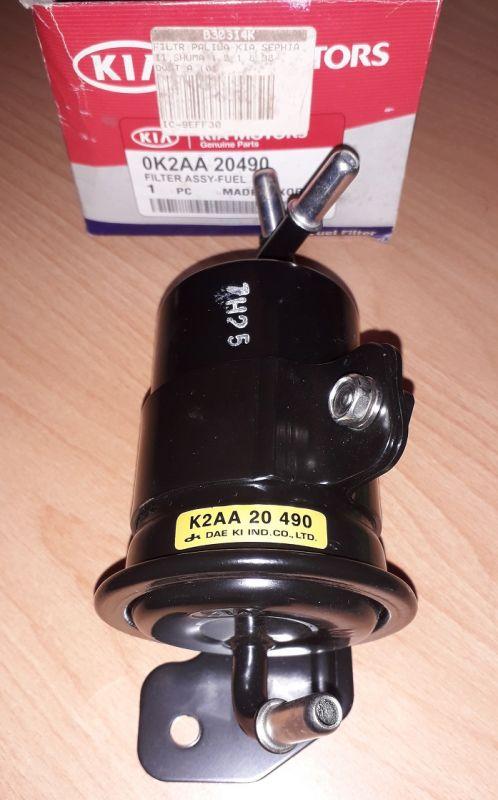 filtr benzínový pro Carens+Shumai+Sorento I