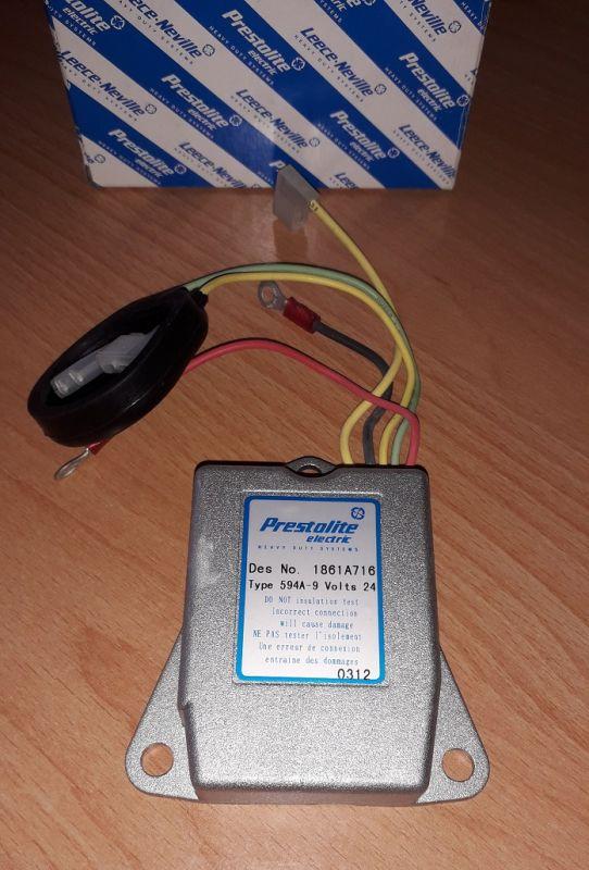 regulátor alternátoru Prestolite electric 1861A716