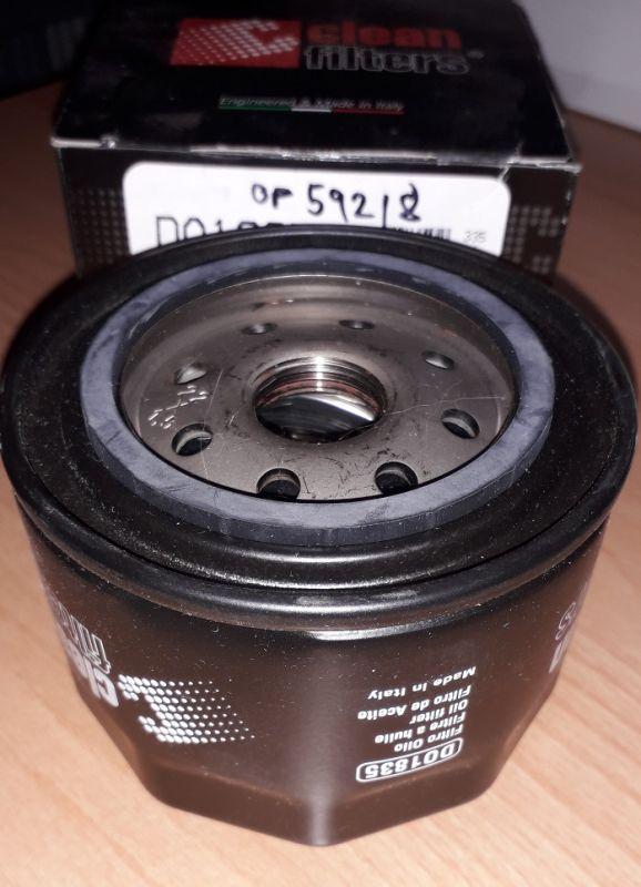 filtr olejový pro Ducato+Daily IV+V+VI