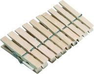Kolíčky na prádlo 20 ks dřevo