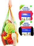 Taška síťovka, mix barev-40 l / 200 kg