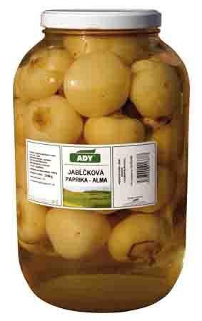 Ady Jablková paprika Alma 3,3kg