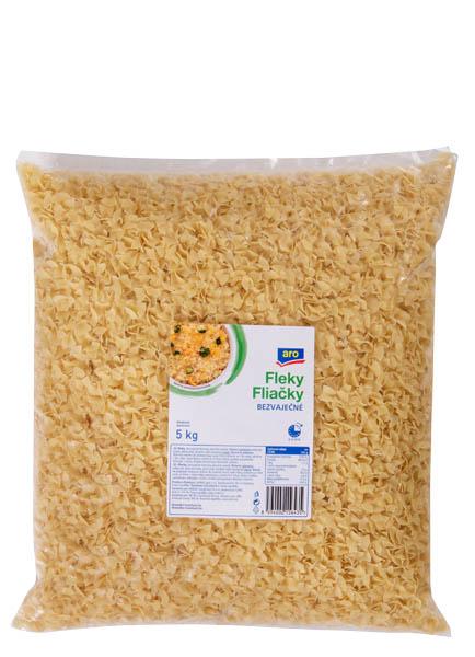 ARO Těstoviny fleky bezvaječné 1x5kg