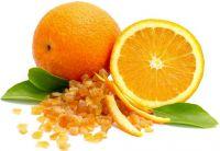 Pomerančová kůra kandovaná