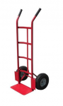 Rudl, nosnost 200kg, 350x180mm, červený, GEKO