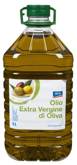 ARO Olej olivový Extra Virgin 1x5L