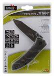 Nůž zavírací TITAN s pojistkou 22cm