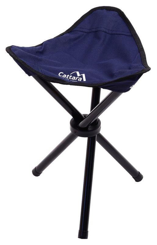 Židle kempingová skládací OSLO modrá